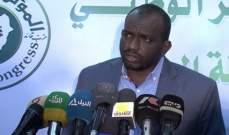وزير سوداني: توجيهات للقوات النظامية بضبط النفس في التعامل مع المحتجين