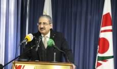 فؤاد أيوب: لجنة أهالي المخطوفين والمفقودين عنوان للتعاضد الوطني