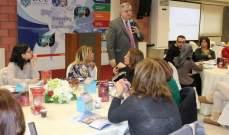 """دورة تدريبية في """"LCU"""" مع """"GLC"""" حول الميزة التنافسية لمدارس لبنان"""