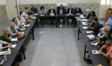 الجبهة الديمقراطية لتحرير فلسطين: ندعو الى ورشة عمل وطنية لحماية امن المخيمات