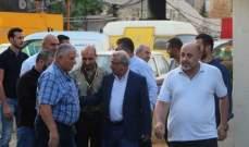 سعد زار المفتي سوسان وهنأه بمناسبة عيد الأضحى