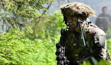 """انطلاق """"عاصفة الربيع"""" الأطلسية في إستونيا قرب حدود روسيا"""