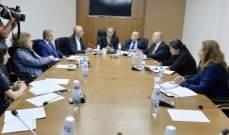 لجنة الزراعة تطالب بزيادة مخصصات وزارة الزراعة