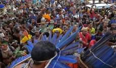 الآلاف يتظاهرون في البرازيل ضد الرئيس ميشال تامر