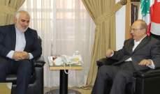 """فتحعلي زار """"القومي"""" وأكد حرص إيران على وحدة لبنان والبقاء إلى جانب سوريا"""