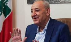 بري ردا على الحريري: كلامه عن العلاقة مع سوريا غير واقعي ولا يفيد