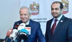الشامسي أطلق المشروع الاماراتي لعودة المدارس بالتعاون مع وزير التربية