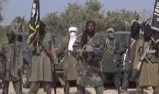 """تنظيم """"بوكو حرام"""" يقتل أربعة مزارعين في شمال شرق نيجيريا"""