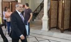السفير السوري: باسيل كان مرتاحا لمضمون رسالة المعلم التي بددت قلقه