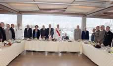 """""""جمعية أعضاء جوقة الشرف في لبنان"""" تنعي مي عريضة"""