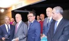 تويني ممثلاً الرئيس عون: ايقونات الصحافة اللبنانية يستحقون تكريماً من وطنهم وليس وساماً