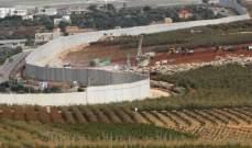 النشرة: الجيش الإسرائيلي يقوم بحفر آبار إرتوازية مقابل كفركلا