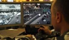 التحكم المروري: جريح جراء حادث صدم محلة جل الديب