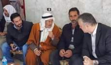 حبيش: ما نعيش فيه من أمن وأمان هو نتيجة تضحيات شهداء الجيش