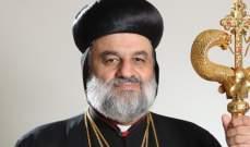أفرام الثاني زار كنائس ومساجد في دير الزور: لإعمار ما خربه الارهاب