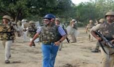 """الشرطة الهندية تنفذ عمليات دهم ضد أنصار """"داعش""""  في 7 مواقع جنوب البلاد"""
