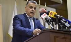 إبراهيم: الأمن العام اللبناني المعبر والممر الإجباري لإعادة النازحين لسوريا