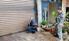 النشرة: اقفال محل يديره شاب سوري في عربصاليم لمخالفته قانون العمل