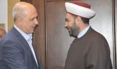 القطان التقى جمعة: كل اللبنانيين على دراية تامة بدقة هذه المرحلة