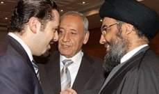أوساط الثنائي الشيعي للديار: قرار عدم قبول استقالة الحريري مستمر