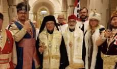 العبسي : لرفع الصلوات على نية السلام في بلادنا