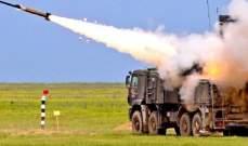 النشرة: الدفاعات الروسية في حميميم تتصدى لأجسام مجهولة فوق جبلة