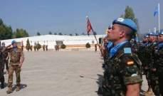 النشرة: الكتيبة الأسبانية باليونفيل نظمت محاضرة حول مخاطر الألغام في القليعة