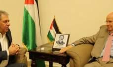 مراد التقى دبور: قضية الشعب الفلسطيني عصية على المؤامرات