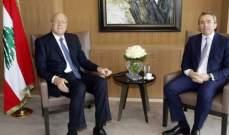 ميقاتي عرض التطورات الراهنة مع سفير بريطانيا والتقى سفير ايران الجديد