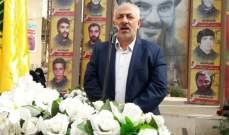 حب الله: العدو يقوم باستهداف سوريا لتخفيف حدة وهج الانجازات والانتصارات