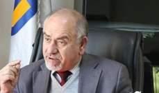 جباوي: نستعد لدراسة خطة عمل للرابطة ووضع برنامج أولوياتها