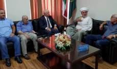 الشيخ سوسان:نتمنى الاسراع بتأليف الحكومة لتستطيع ان تقوم بدورها على مستوى لبنان