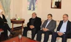 الحريري استقبلت الزهار: ما يجري بالمنطقة هدفه تحويل الأنظار عن القضية الفلسطينية