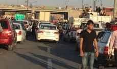 آلاف الأكراد فروا من مدينة كركوك