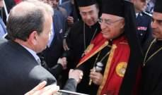 البزري شارك باستقبال العبسي: صيدا ستبقى عاصمة للتعايش بين أبناء الوطن