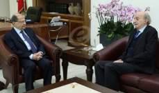 """""""الأنباء"""":الرئيس عون يخشى تحكّم جنبلاط بمصير الحكومة بحال سمّى الوزراء الدروز"""