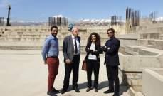 مدير الوكالة الفرنسية للتنمية في لبنان زار بلدية زحلة