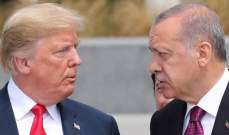 ترامب واردوغان بحثا بإنشاء منطقة آمنة بسوريا: لن نسمح بعرقلة الانسحاب الأميركي منها