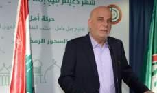 خريس: المشكلة في لبنان تكمن في عدم تطبيق القوانين