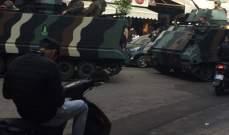 النشرة: مداهمات للجيش اللبناني في بئر العبد بالضاحية الجنوبية