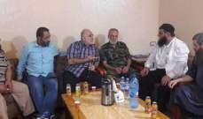 النشرة: اجتماع في عين الحلوة بحث في آخر المستجدات السياسية والأمنية