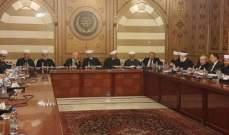 المجلس الشرعي الإسلامي الأعلى:لاقرار الموازنة والعمل على وقف الإنفاق