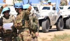 إسرائيل تعلن الحرب السياسية على لبنان والهدف تعديل مهمة اليونيفيل