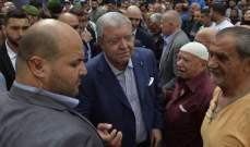 المشنوق:لا يمكن للإيرانيين وضع أيديهم على بيروت كما فعلوا بدمشق وبغداد وصنعاء