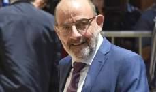 الصراف بحث مع سفير تركيا الجديد بلبنان سبل تعزيز التعاون القائم بين البلدين