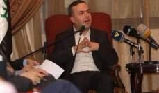 فضل الله:سيتم بحث المسائل التي تربط بين الاعلام والقضاء بلجنة الاعلام