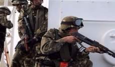الجيش الجزائري يضبظ مخبأ يحتوي على اسلحىةومواد مخدرة جنوبي البلاد