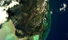 """""""ناسا"""" تنشر صوراً للأرض التقطتها كاميراتها من الفضاء"""