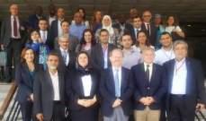 انتخاب دينا المولى رئيسة اتحاد الجامعات الفرنكوفونية في الشرق الأوسط