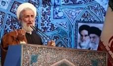 مسؤول ايراني: حضورنا في جبهات المقاومة دلل على تصدير قيم الثورة